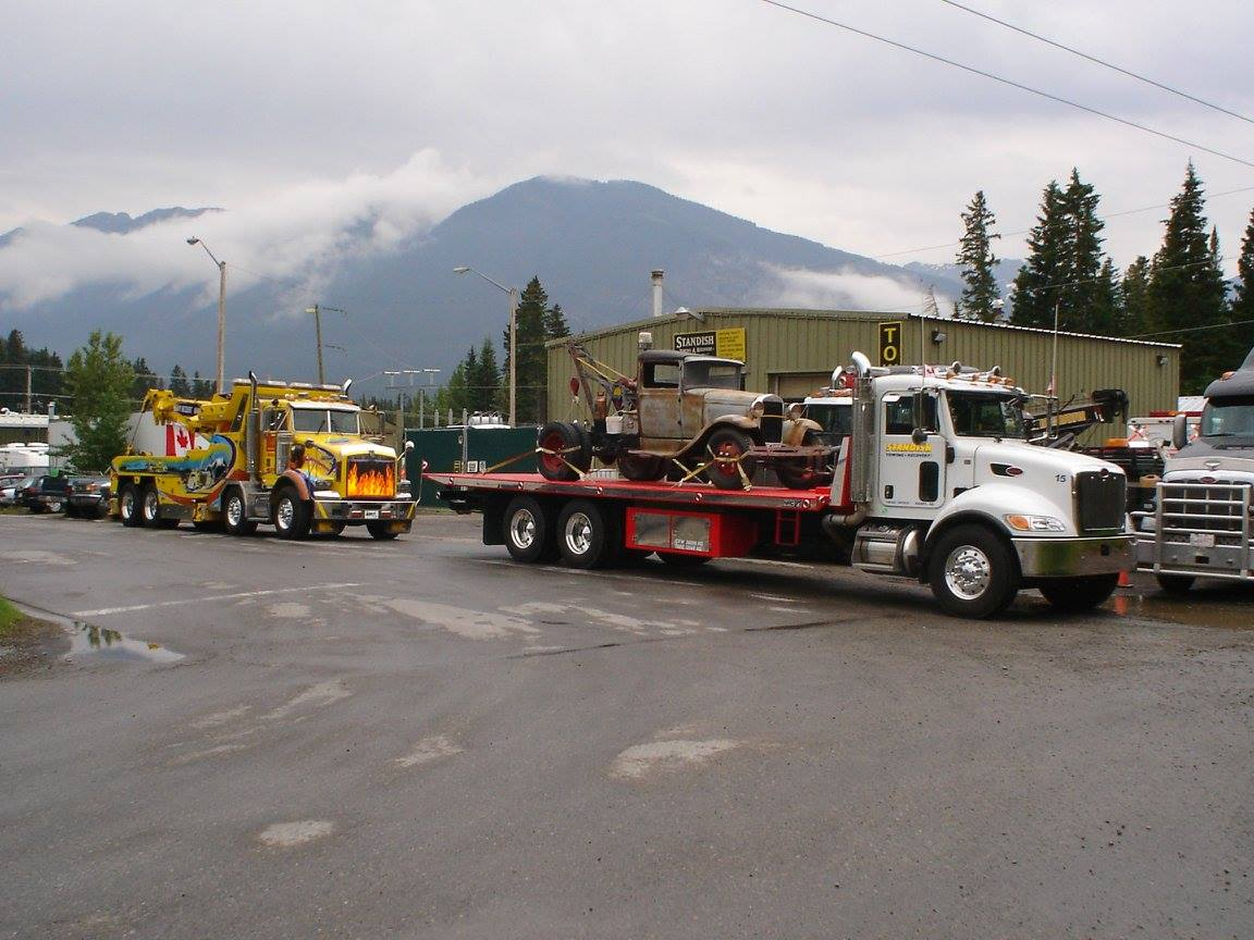 Heavy-duty towing
